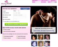 Le site de rencontre Easy Flirt